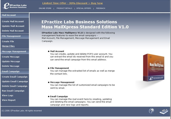 Email Marketing Software Standard Edition