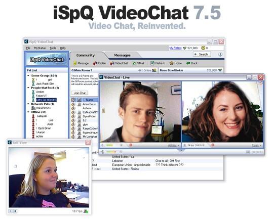 iSpQ Video Chat MAC
