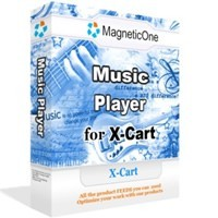 Music Player for X-Cart - X-Cart Mod