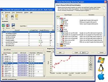 Rank Tracker SEO Tool