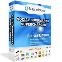 Social Bookmarks Supercharged - osCMax Module