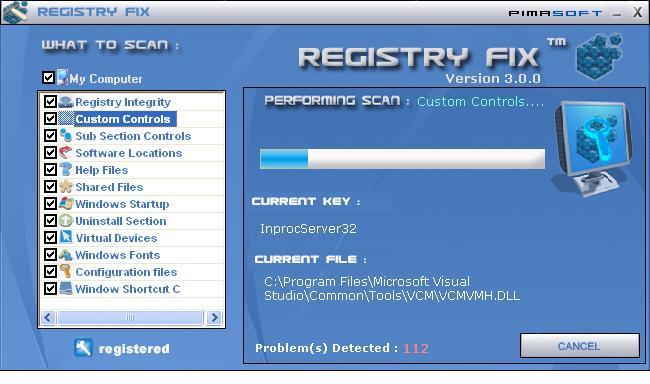 ! - $ Registry Fix