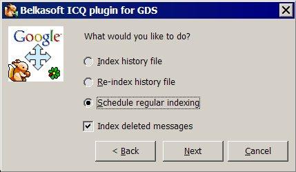 Belkasoft ICQ plugin for GDS