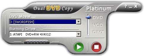 dual DVD copy Platinum