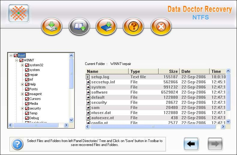 Deleted Windows Partition Data Restore