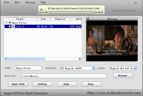 Lenogo iPod to PC Transfer build 01