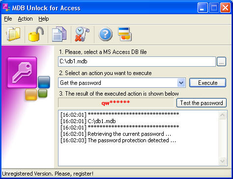 MDB Unlock for Access
