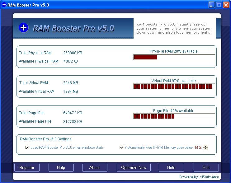 RAM Booster Pro