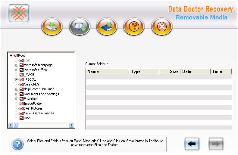 Removable Disk Files Recovery