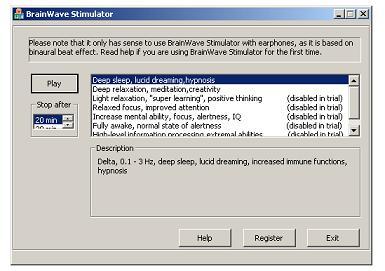 BrainWave Stimulators