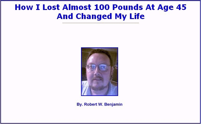 How I Lost Almost 100 Pounds At Age 45