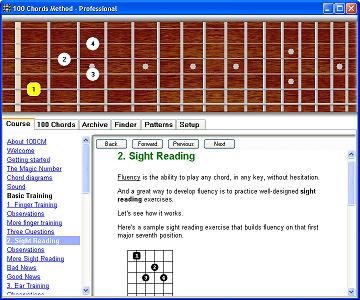 100 Chords Method