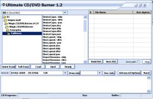 Ultimate CD/DVD Burner