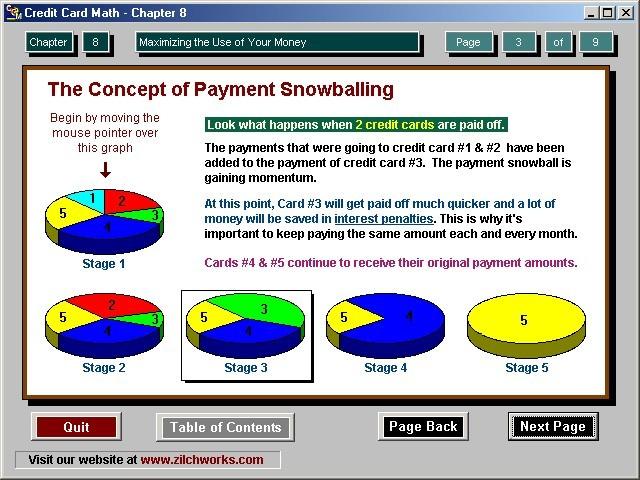 Credit Card Math 10th Anniversary Edition