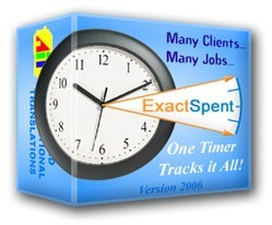 ExactSpent Time Tracking Software
