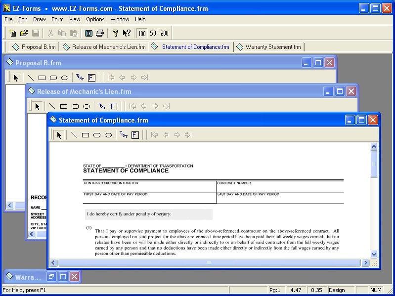 EZ-Forms-Contractor
