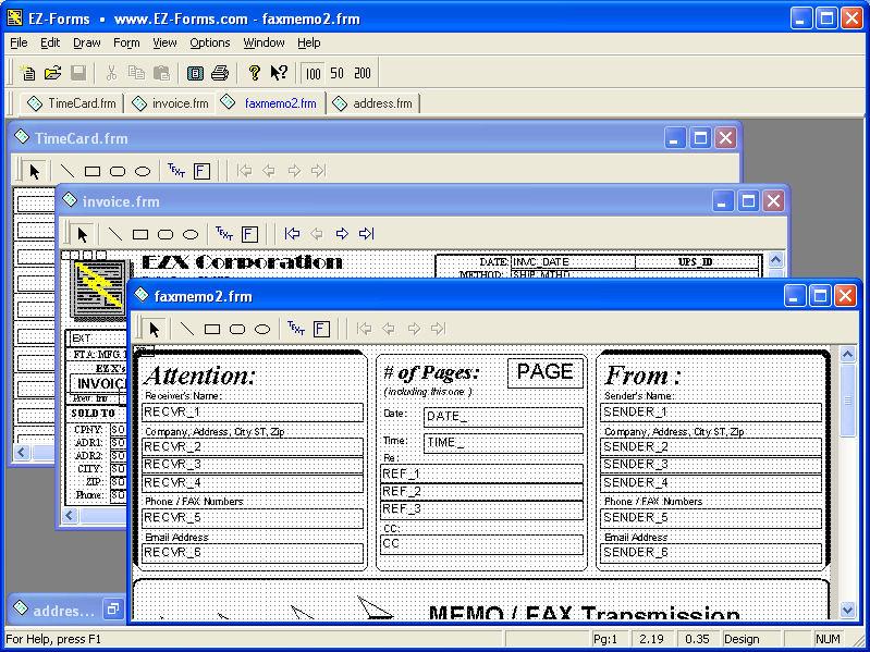 EZ-Forms Express
