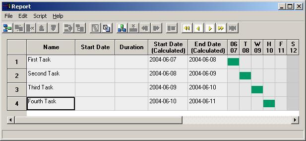 GanttPV - Project Scheduling Software