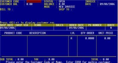 Invoice Store
