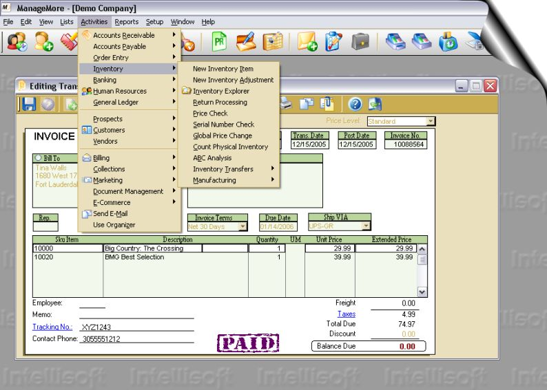 Simple Start Business Software