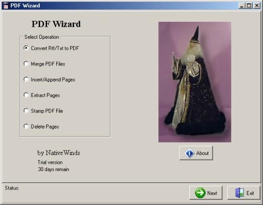 PDF Wizard