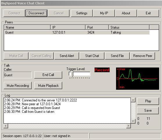 BigSpeed Voice Chat SDK