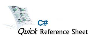 C# Quick Reference