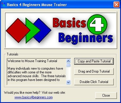 Basics 4 Beginners Mouse Tutorial