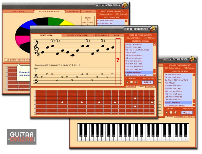Dictado y Memoria Musical