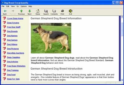 Dog Breed Encyclopedia