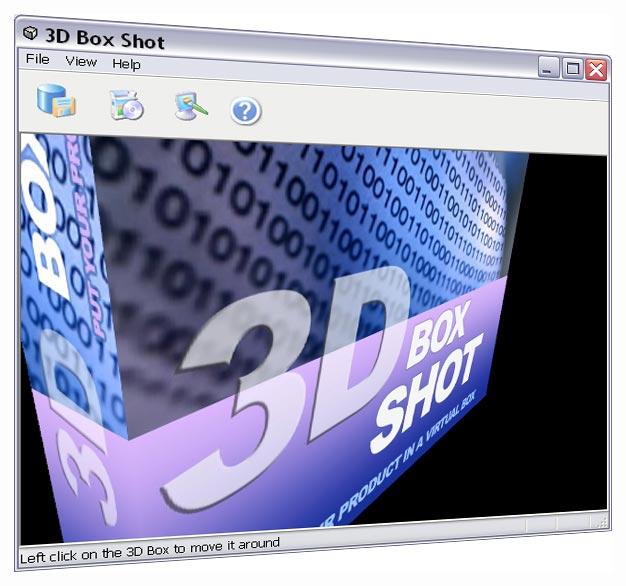 3D Box Shot