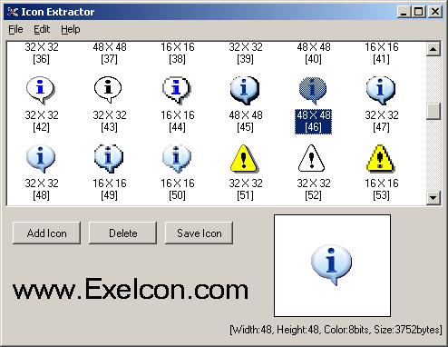 ExeIcon.com Icon Extractor