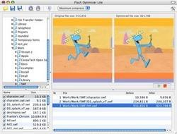 Flash Optimizer Lite for Mac
