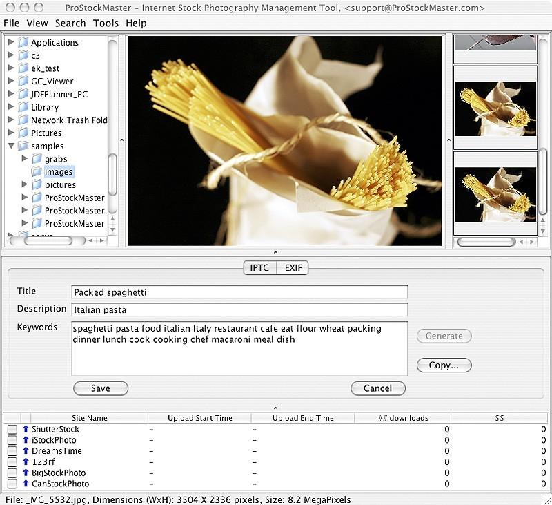 ProStockMaster for Mac Os X