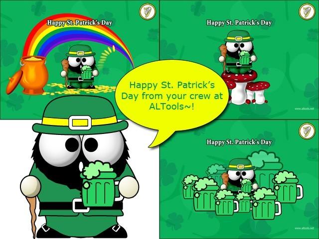Saint Patricks Day Desktop Wallpapers
