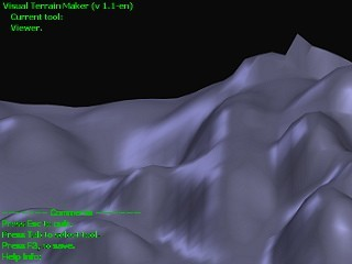 Visual Terrain Maker
