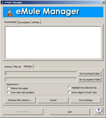 eMule Manager
