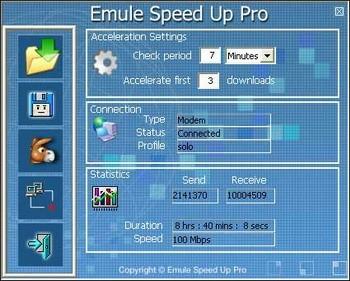 Emule Speed Up Pro