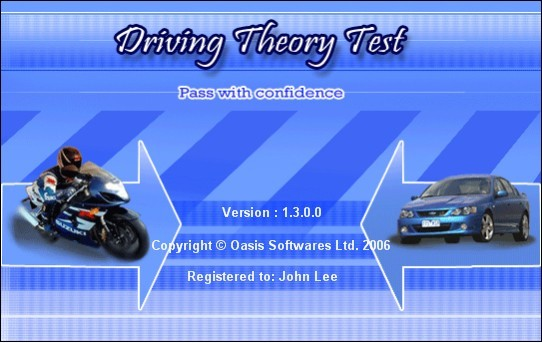 Driving Theory Test Software