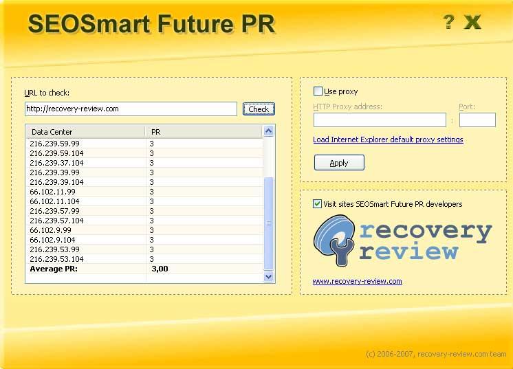 SEOSmart Future PR