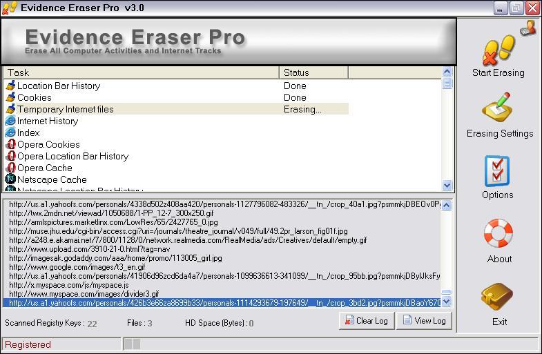 ! - A+ Evidence Eraser Pro