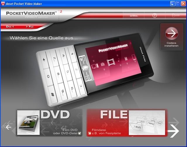 deset Pocket Video Maker Mobile Edition
