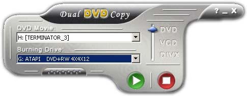 dual DVD copy Gold
