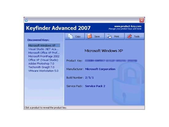 Keyfinder Package