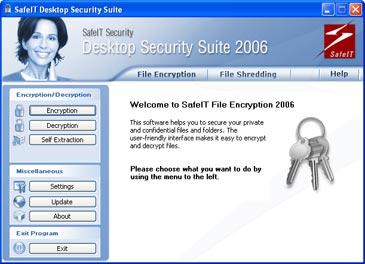 SafeIT Desktop Security Suite