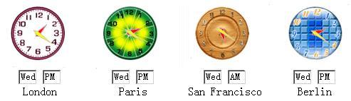 World Time Zone Clock - Smart World Time