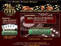 24kt Gold Casino 2007 Extra Edition