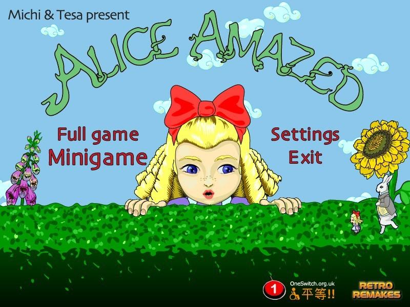 Alice Amazed