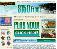 Caribbean Gold Casino 2007 Extra Edition