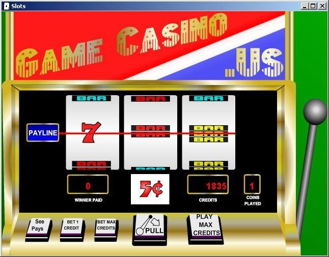 Casino Slot Games Pc